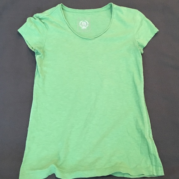 Merona Tops - Green Merona T-shirt